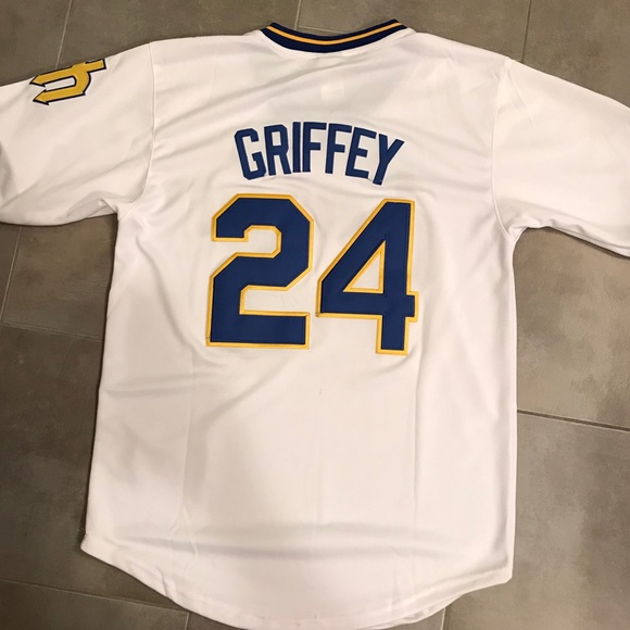 9df542924 Majestic Other - Seattle Mariners Griffey Jersey